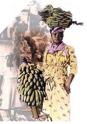 marchande bananes
